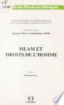 Islam et droits de l'homme