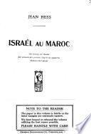 Israël au Maroc