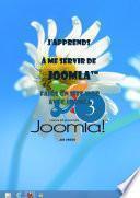 J'apprends à me servir de Joomla