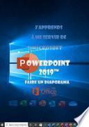 J'apprends à me servir de Powerpoint 2019