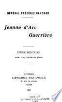 Jeanne d'Arc guerrière