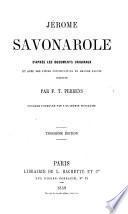 Jérome Savonarole