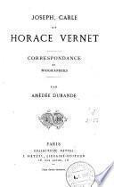 Joseph, Carle et Horace Vernet