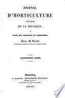 Journal d'horticulture pratique ou Guide des amateurs et jardiniers