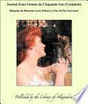 Journal d'une Femme de Cinquante Ans (Complete)