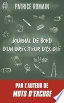 Journal de bord d'un directeur d'école
