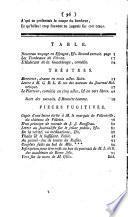 Journal helvétique ou Annales littéraires et politiques de l'Europe et principalement de la Suisse
