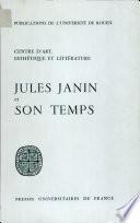 Jules Janin et son temps