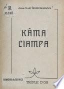 Kâma Ciampa