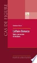 L'affaire Bomarzo