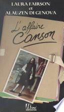 L'affaire Canson