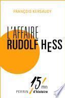 L'affaire Rudolf Hess