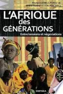 L'Afrique des générations