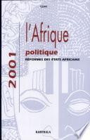 L'Afrique politique 2001
