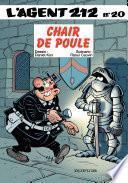 L'Agent 212 – tome 20 - CHAIR DE POULE