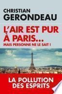 L'air est pur à Paris