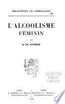 L'alcoolisme féminin