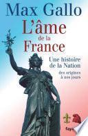 L'âme de la France