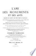 L'Ami des monuments et des arts parisiens et français