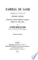 L'amiral Du Casse