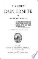 L' Année d'un Ermite
