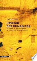 L'avenir des Humanités