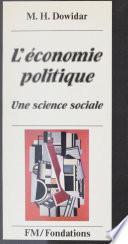 L'Économie politique : une science sociale