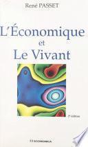 L'économique et le vivant