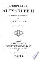 L'empereur Alexandre II