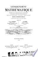 L'Enseignement mathématique