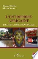 L'entreprise africaine