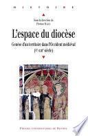 L'espace du diocèse