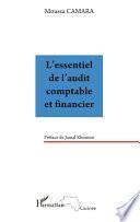 L'essentiel de l'audit comptable et financier
