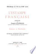 L'estampe française