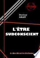 L'Être Subconscient