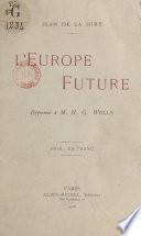 L'Europe future