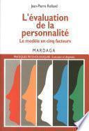 L'évaluation de la personnalité