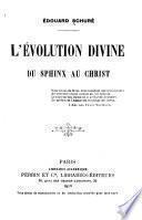 L'évolution divine du sphinx au Christ