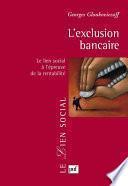 L'exclusion bancaire