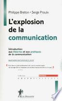 L'explosion de la communication