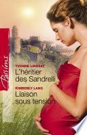 L'héritier des Sandrelli - Liaison sous tension (Harlequin Passions)