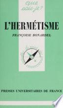 L'hermétisme