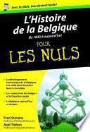 L'Histoire de la Belgique, tome 2 poche Pour les Nuls