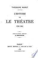 L'histoire par le théâtre