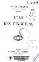 L'île de pingouins