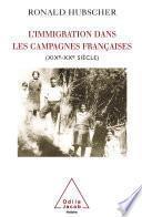 L' Immigration dans les campagnes françaises