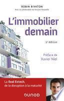 L'immobilier demain - 2e éd.
