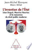 L' Invention de l'Etat