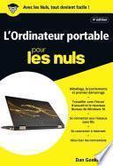L'Ordinateur portable pour les Nuls poche, 4e édition