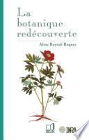 La botanique redécouverte